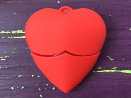 USB Flash 32Gb  Heart