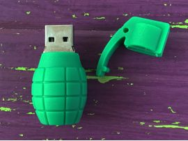 USB Flash 16Gb Grenade