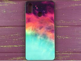 TPU+Glass Xiaomi Mi Max 3 Sea Space