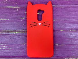 3D CAT'S Pocophone F1 Red
