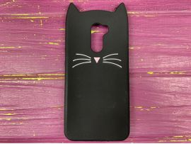 3D CAT'S Pocophone F1 Black