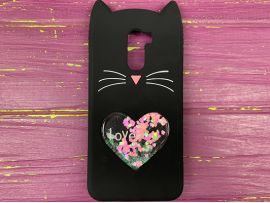 3D CAT'S Love Pocophone F1 Black