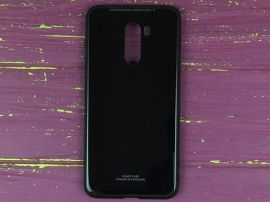 TPU+Glass Pocophone F1 Black