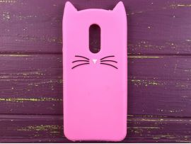 3D CAT'S Redmi 5+ Pink