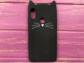 3D CAT'S Redmi Note 5 / Note 5Pro Black