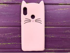 3D CAT'S Redmi Note 5 / Note 5Pro Pink