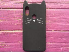 3D CAT'S Redmi Note 7 Black