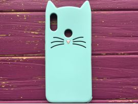 3D CAT'S Redmi Note 7 Mint