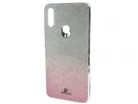 TPU+Glass Swarovski Redmi Note 7 Pink