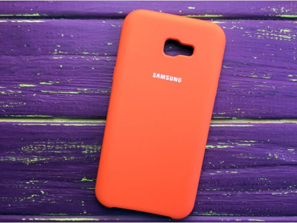 Чехол Copy Original Samsung A720 orange