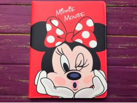 Чехол iPad 2/3/4 Red Minnie Mouse