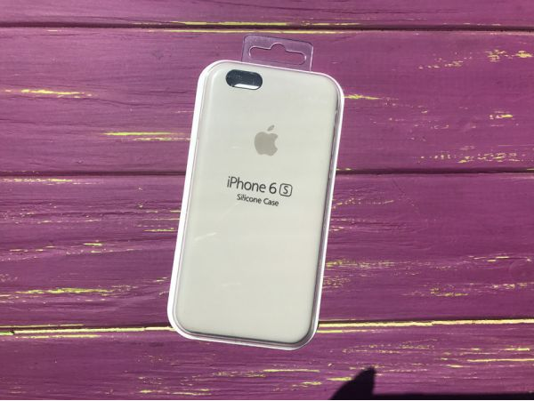 Case soft touch iP6 (23) stone