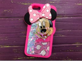 3D Аквариум Minnie iPhone 7 Pink