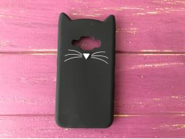3D CAT'S Samsung J120 Black