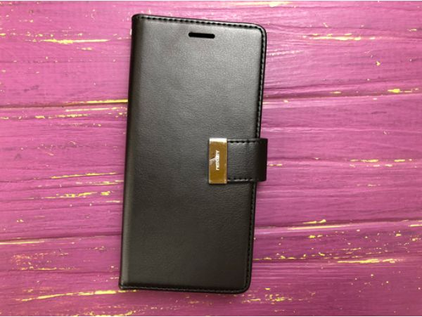 Чехол MERCURY Rich Diary Meizu U10 Black