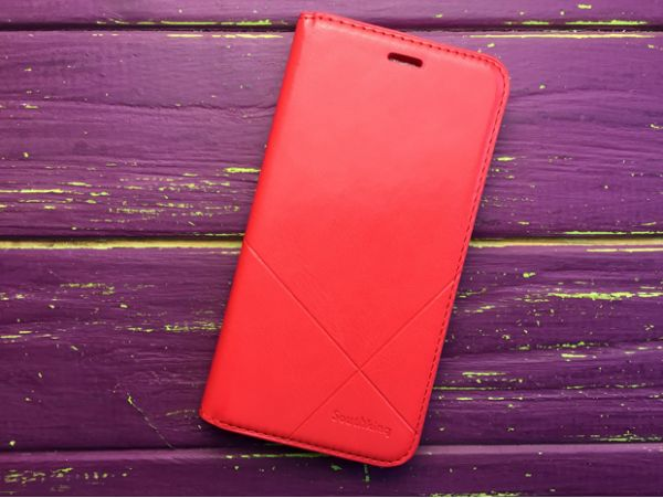 Чехол Книжка Southking Samsung J5 Red