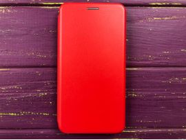 Книжка Aspor Lenovo K6 Note Red