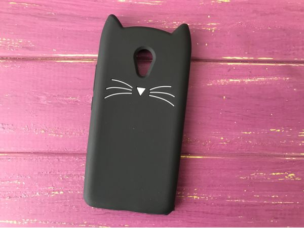 Чехол 3D CAT'S Meizu M5C Black