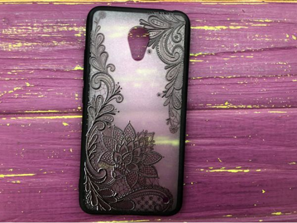 Rock Tatoo Art Meizu M3s Ажур цветы
