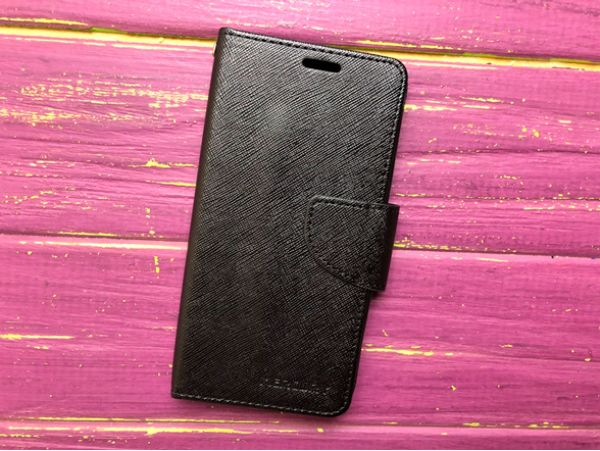 Чехол MERCURY Fancy Samsung S4 black