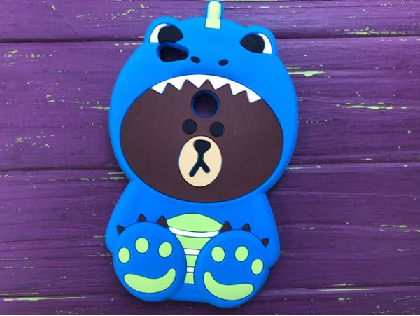 Чехол 3D Blue Bear Redmi Note 5A Prime