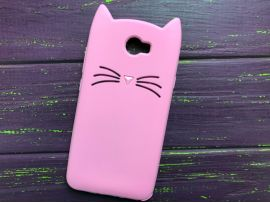 3D CAT'S Huawei Y5-ll Pink