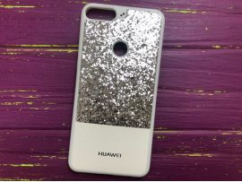 Case Leather+Shining Y7(18)/7cPro Silver